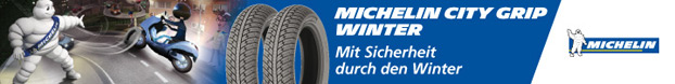 Michelin City Grip Winter - Mit Sicherheit durch den Winter